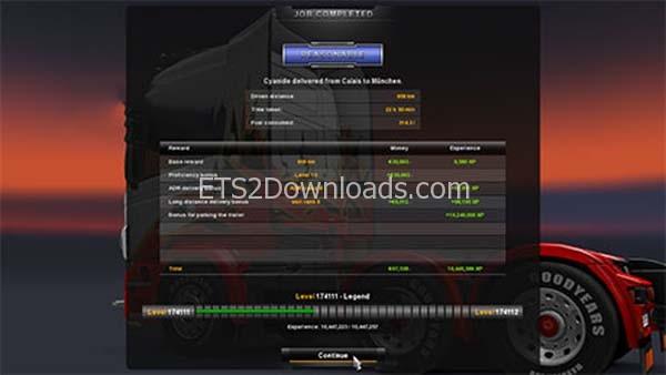 скачать моды для Euro Truck Simulator 2 на деньги 1000000000 через торрент - фото 8