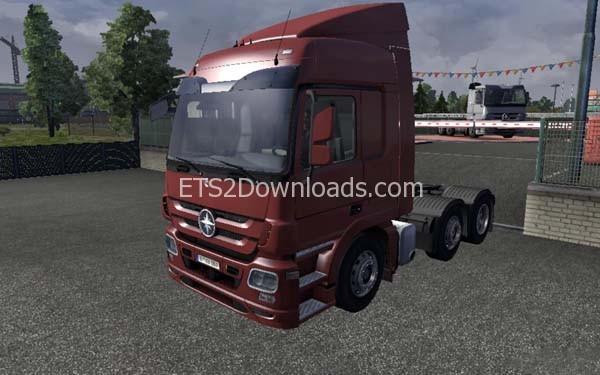 Mercedes-ETS2