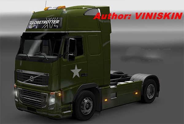Volvo-ARMY-skin-ets2