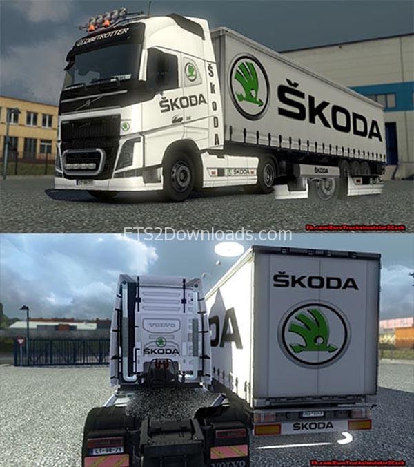 Skoda-skin