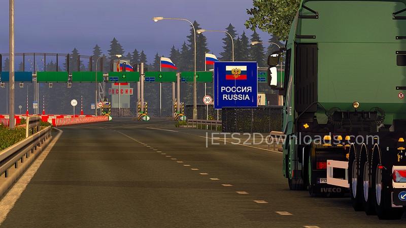 Belarus Russia Ukraine Review ETS 2 Mods ETS2Downloads