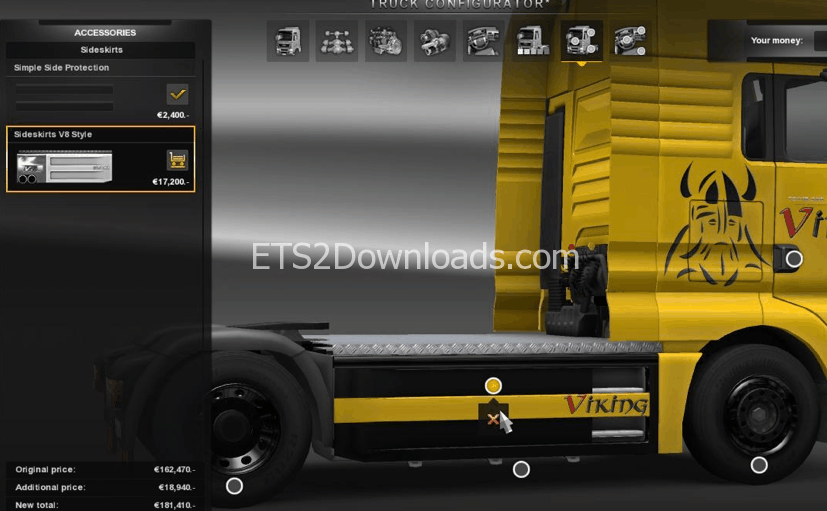 Viking Oversize Mod Ets 2 Mods Ets2downloads