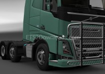 frontgrill-for-volvo-fh16-2012-ets2