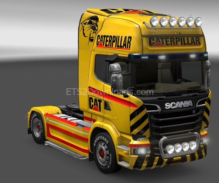 new-cat-skin-for-scania-ets2-2