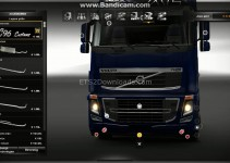 bottom-grill-for-volvo-fh16-ets2