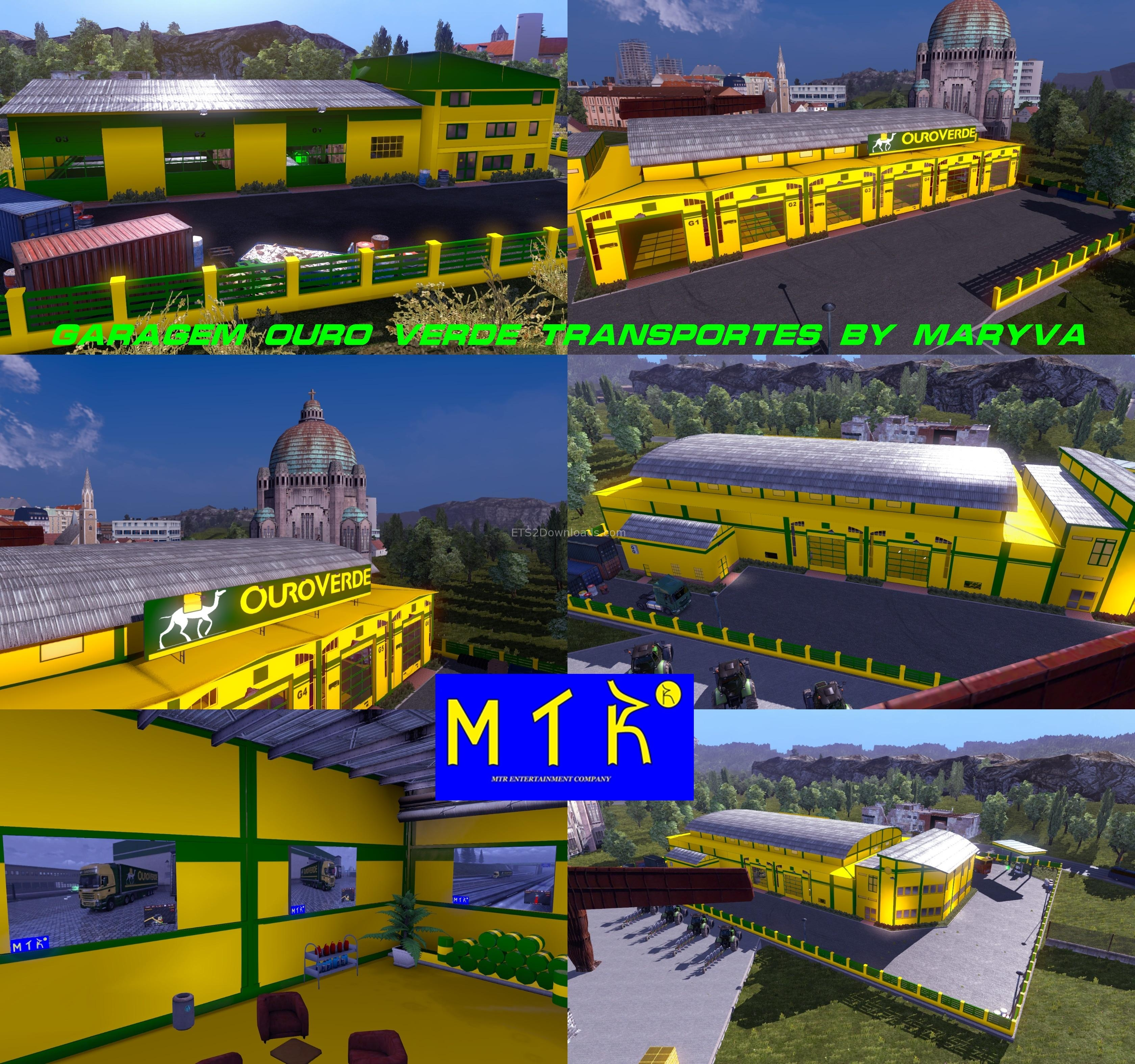 ouro-verde-transportes-garage