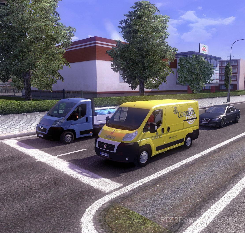 fiat-ducato-correos-traffic-ets2