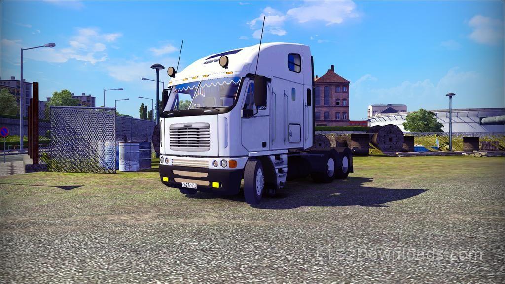 Freightliner Argosy Truck