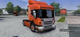 V8 Engine Sound Mod for Scania