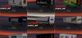 Alcohol Transport Trailer Pack