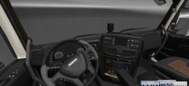 Dark/Gray Interior for Iveco Hi-Way