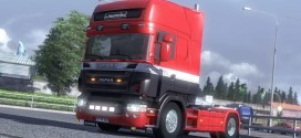 Realistic Air Brake Sound for Scania R