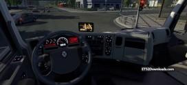 GPS Mod for Renault Premium