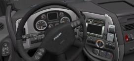 HD Interior for DAF XF v2.2