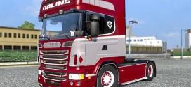 Laurens Roling Skin for Scania