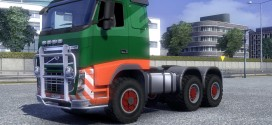 Off-road Wheels Pack for Volvo