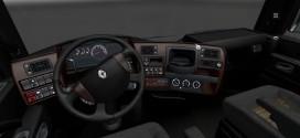 Classy Interior for Renault Magnum