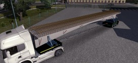 Concrete Bridge Trailer