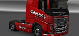 H.Essers Skin for Volvo FH16 2012