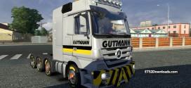 Mercedes-Benz Actros Gutmann + Review