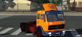Mercedes-Benz NG1631: Spediton Deutrans