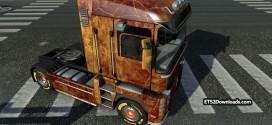 Rust Skin Pack for Renault Magnum