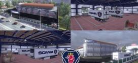Scania Skin for Garage