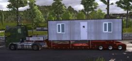 Site Hut Trailer