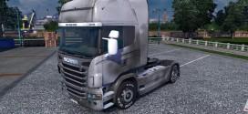 Dirt Skin for Scania