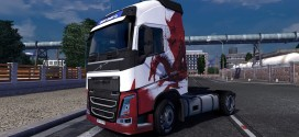 Dragon Age Skin for Scania, Volvo and Renault