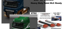 Heavy Duty Pack for DAF Euro 6