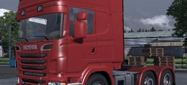Scania R2 with Lift Axles