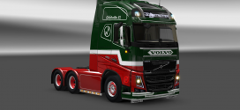 Piscaglia Skin for Volvo