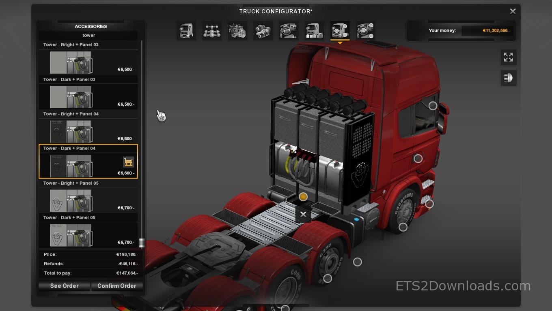 Scania Mega Store 13 Ets2 Mods