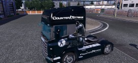 CS:Source Skin for Scania