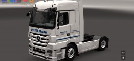 Willi Betz Skin Pack for Mercedes-Benz