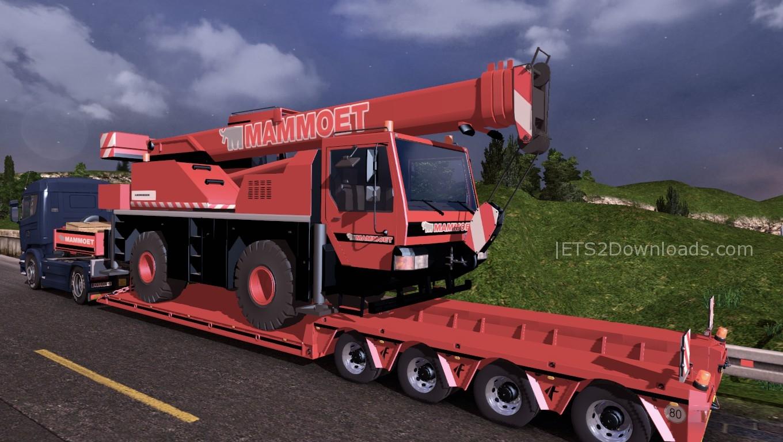 mammoet-29t-trailer