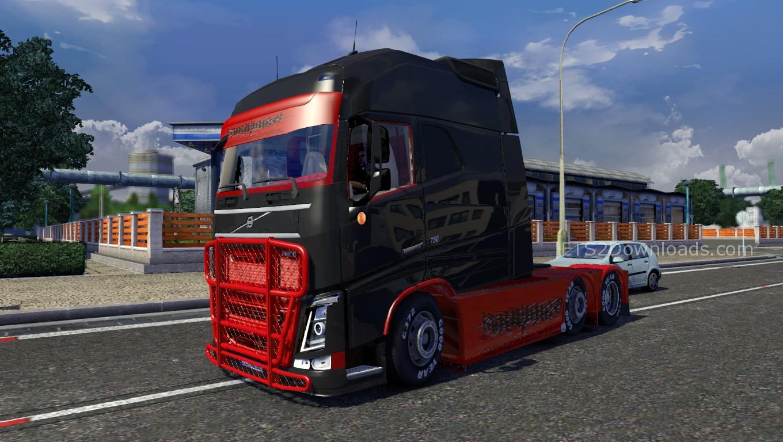 Volvo FH750 Longline - ETS 2 Mods | ETS2Downloads