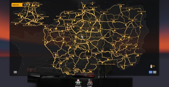 Savegame - Euro Truck Simulator 2 Mods   ETS2Downloads