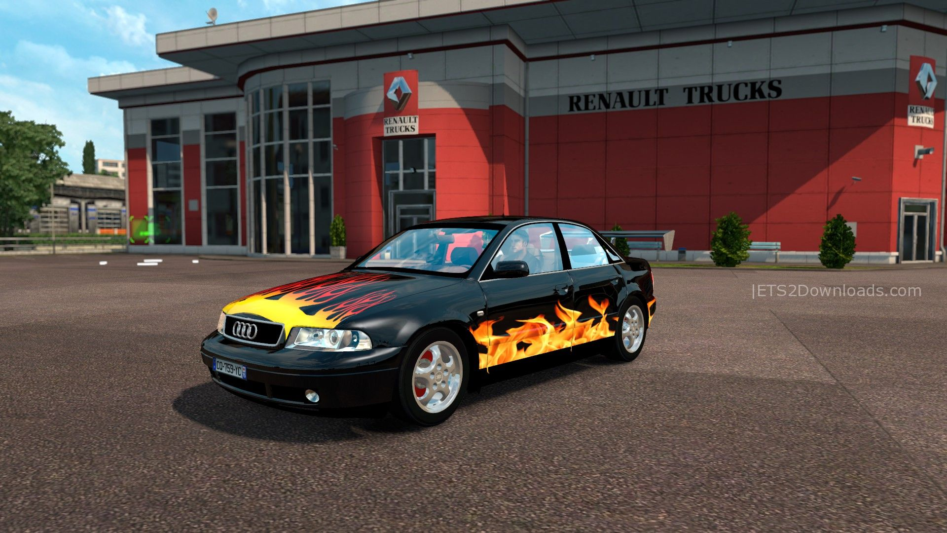 cars ets2 mods euro truck simulator 2 downloads. Black Bedroom Furniture Sets. Home Design Ideas