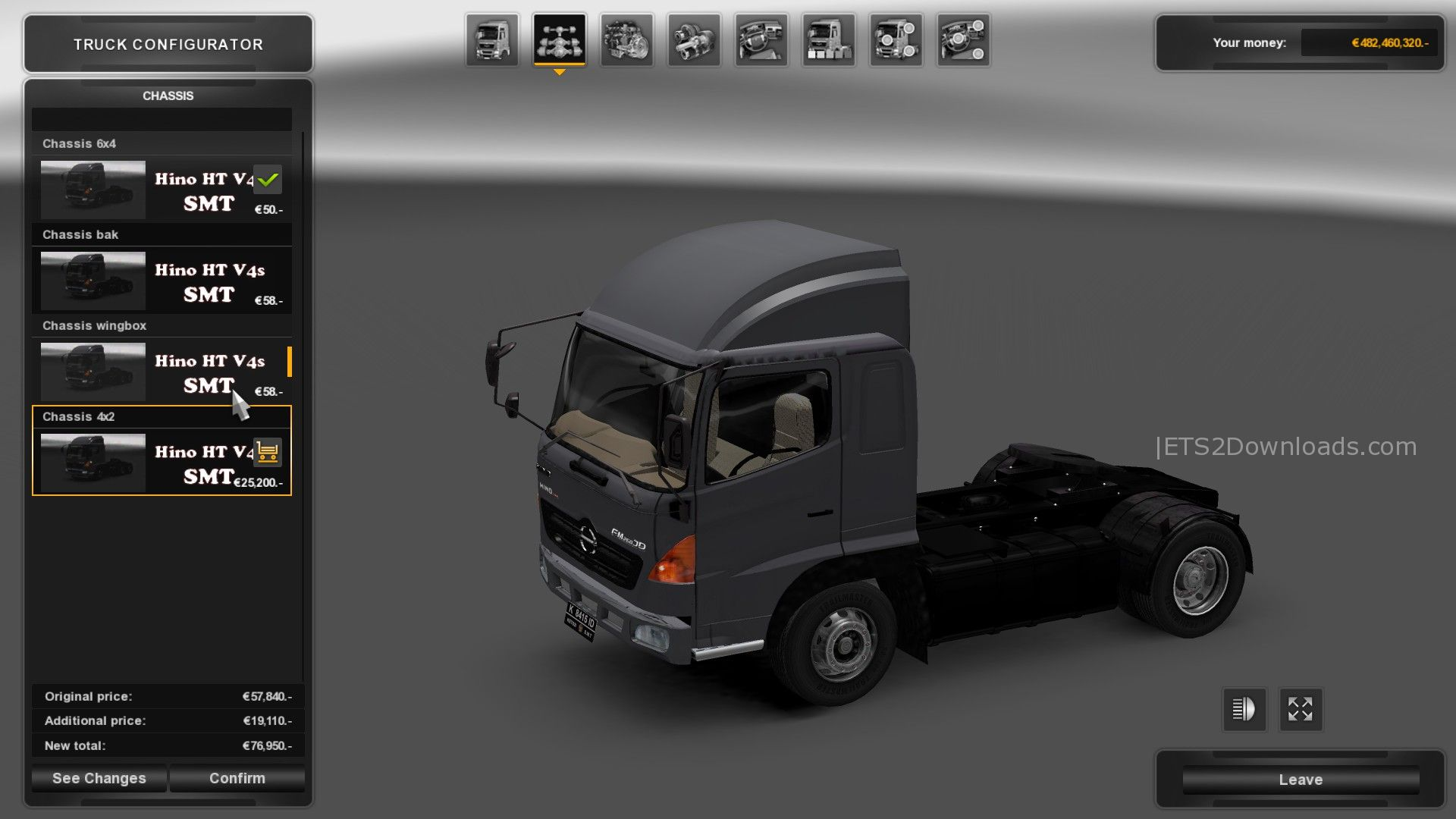 honda ets2 mod with Hino 500 3 on Eaa Bus 1 5 further Biza Car further Hino 500 3 besides respond likewise Japan Car  pany Trailer Pack V1 0.