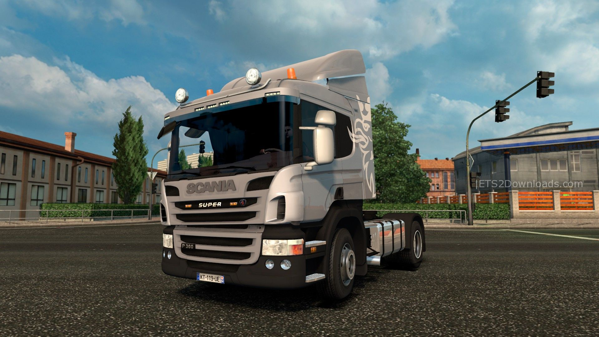 Scania P360 By Taina95 V1 1 Ets 2 Mods Ets2downloads