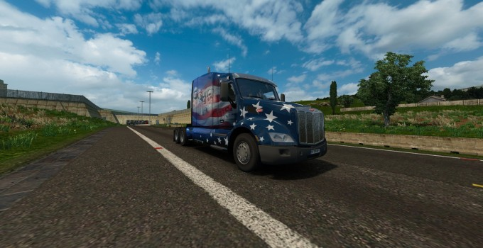 how to see the speed limit in american truck simulator