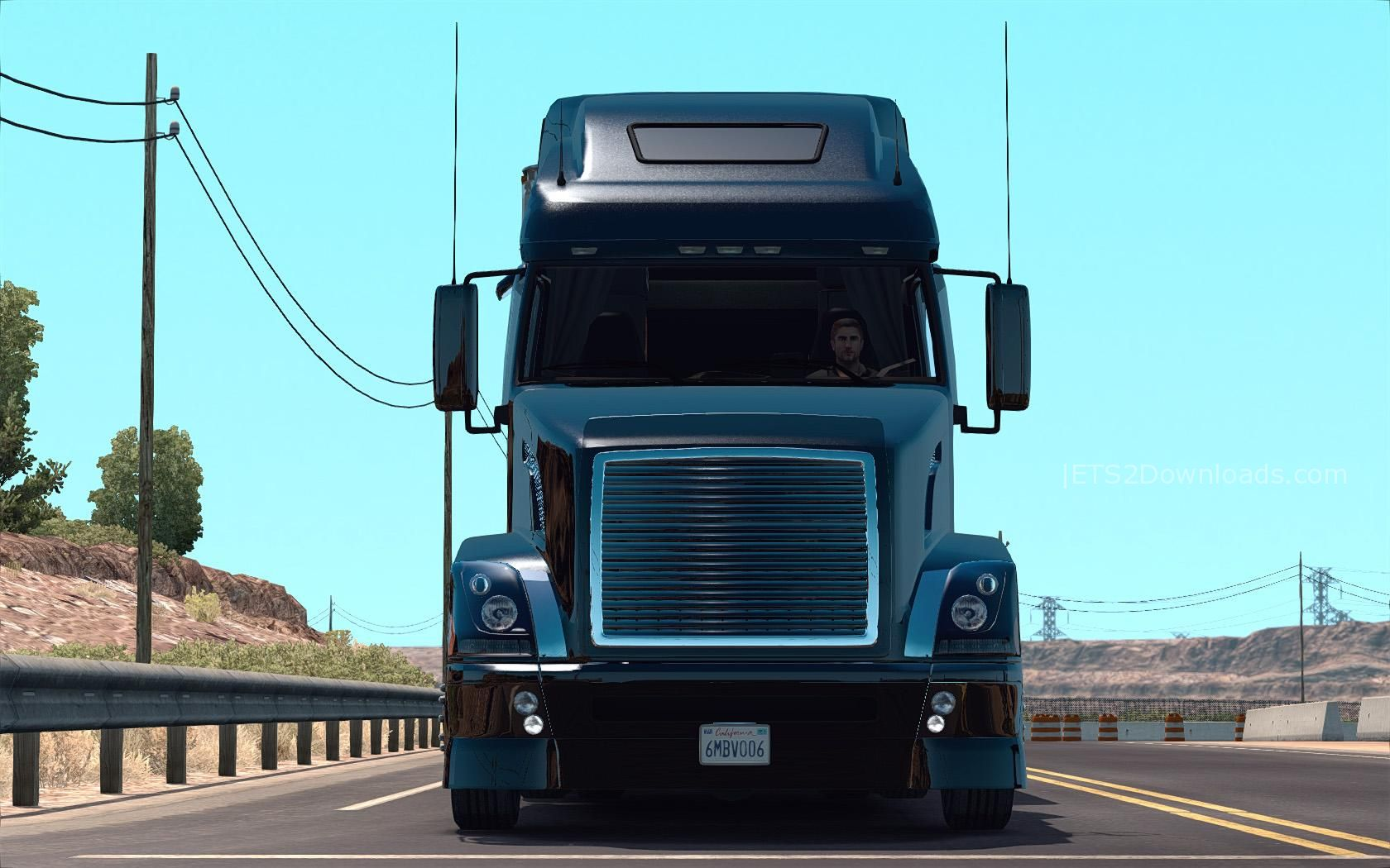 Volvo Vnl 670 Aradeth Ets 2 Mods Ets2downloads