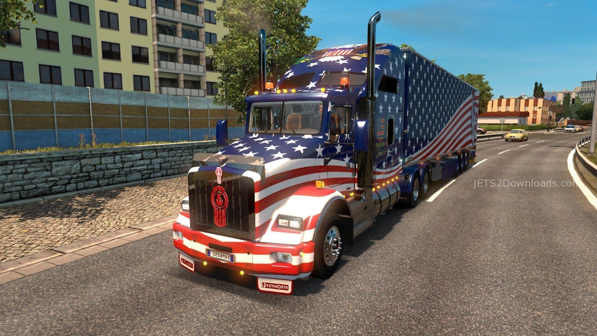 Download american truck