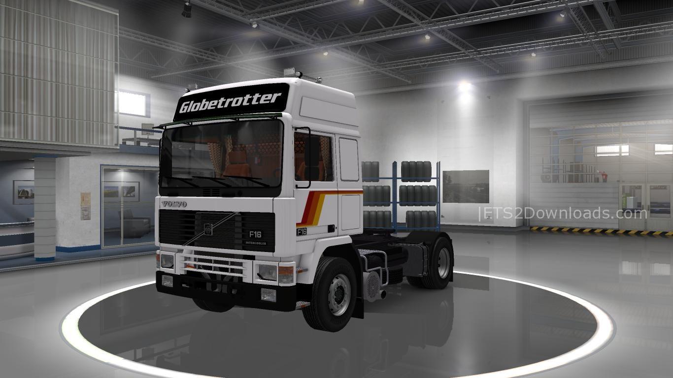 Volvo F Series - ETS 2 Mods | ETS2Downloads