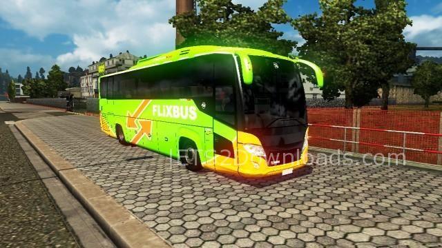 scania europe bus mods world. Black Bedroom Furniture Sets. Home Design Ideas