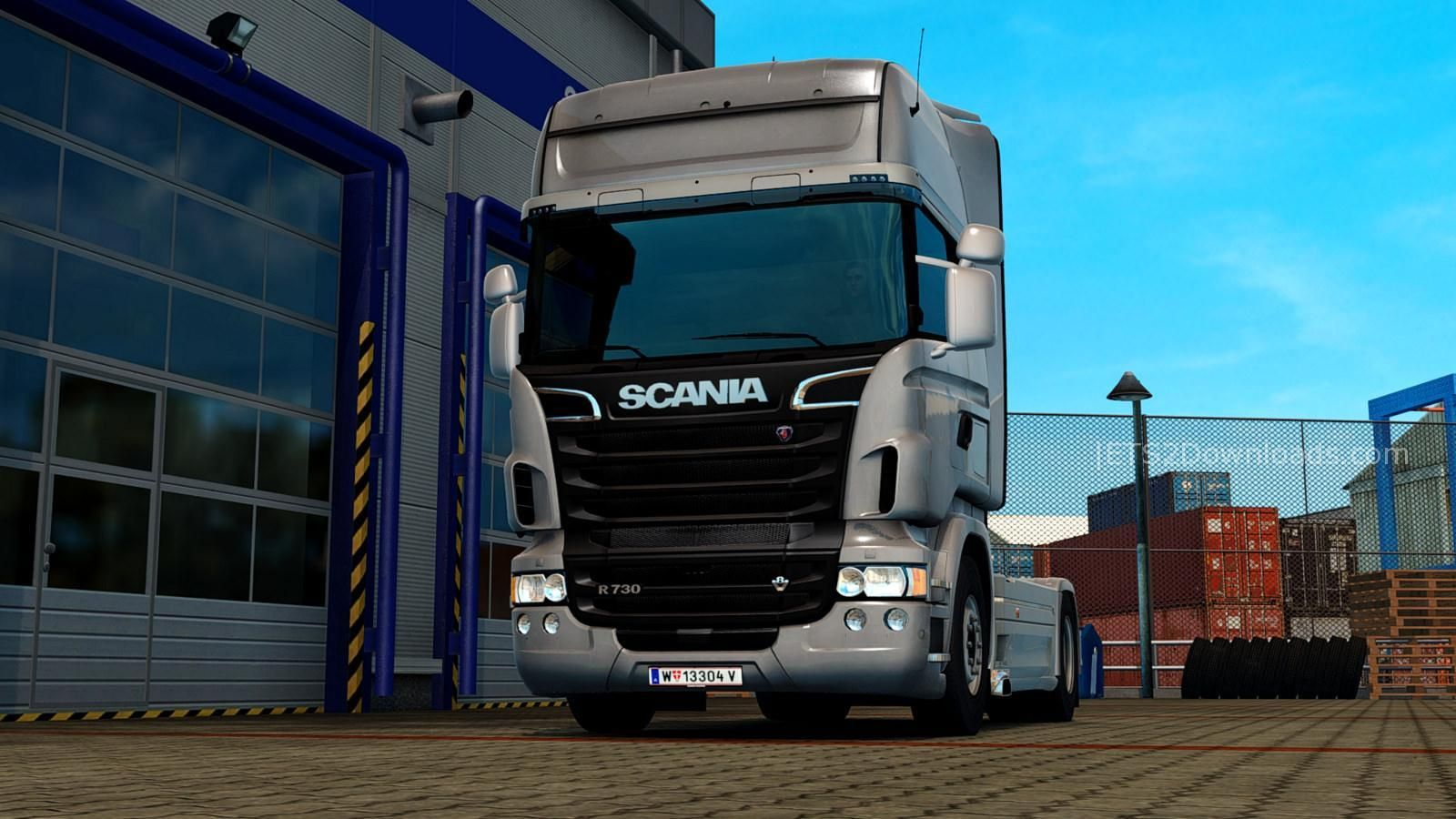 Rjl Scania Improvements By Fred Ets 2 Mods Ets2downloads