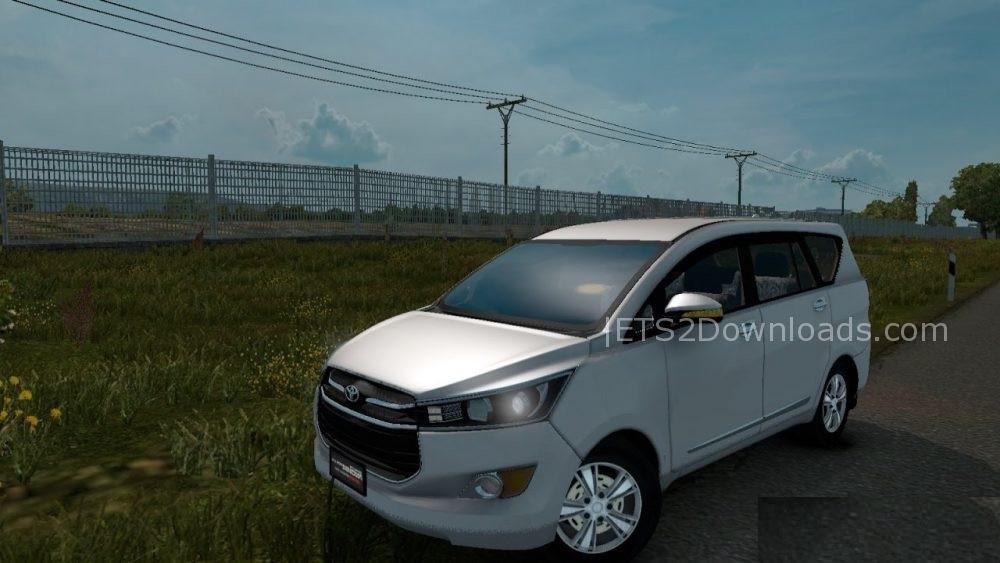 Toyota Innova Crysta 2017 1.30 ~ Mods World