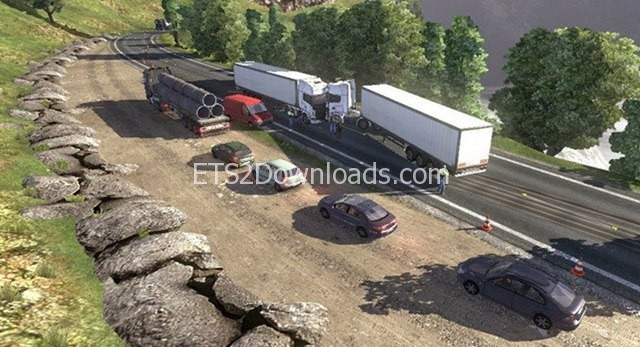 America Map Ets 2 Mods Ets2downloads: America Map For Euro Truck Simulator 2 At Usa Maps